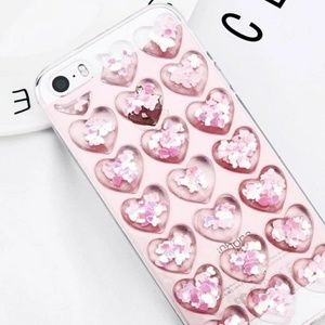 Accessories - COMING SOON! Soft Rose Pink Heart Case